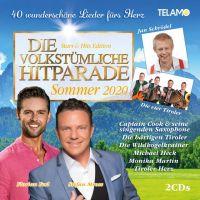 Die Volkstumliche Hitparade - Sommer 2020 - 2CD