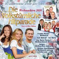 Die Volkstumliche Hitparade Weihnachten 2020 - 2CD