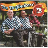 De Vrijbuiters - 25 Jaar - 2CD+DVD