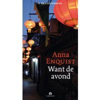 Anna Enquist - Wat De Avond - Luisterboek op CD