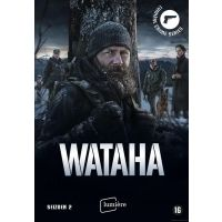 Wataha - The Border - Seizoen 2 - DVD