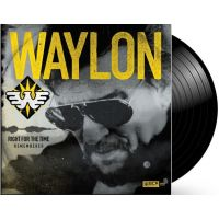 Waylon Jennings - Right For The Time - LP