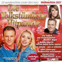 Die Volkstumliche Hitparade Weihnachten 2021 - CD
