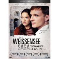 Die Weissensee Saga - The Complete Season 1-3 - 2DVD