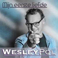 Wesley Pol - Mijn Eerste Liefde - CD Single