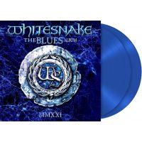 Whitesnake - The Blues Album - Blue Vinyl - 2LP