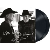 Willie Nelson & Merle Haggard - Django And Jimmie - 2LP