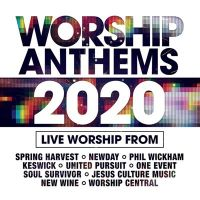 Worship Anthems 2020 - 2CD