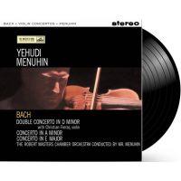 Bach - Violin Concertos - Menuhin - LP