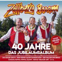 Zellberg Buam - 40 Jahre Das Jubilaumsalbum - CD