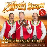Zellberg Buam - 20 Unvergessene Erfolge - CD