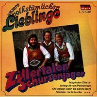 Zillertaler Schürzenjäger - Unsere Volkstümlichen Lieblinge - CD