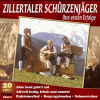 Zillertaler Schürzenjäger - Ihre Ersten Erfolge - CD