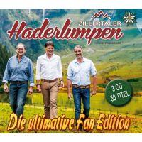 Zillertaler Haderlumpen - Die Ultimative Fan Edition - 3CD
