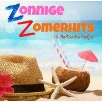 Zonnige Zomerhits - 16 Hollandse Liedjes - CD