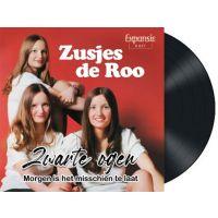 Zusjes de Roo - Zwarte Ogen / Morgen Is Het Misschien Te Laat - Vinyl-Single