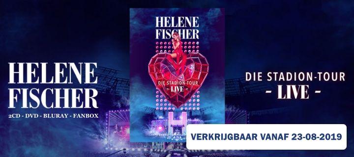 Helene Fischer - Live Stadion Tour