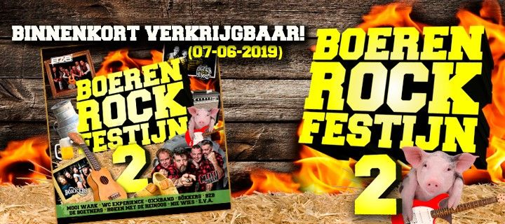 Boerenrock Festijn - Deel 2