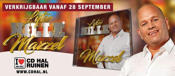 Lytse Hille - Mazzel - CD