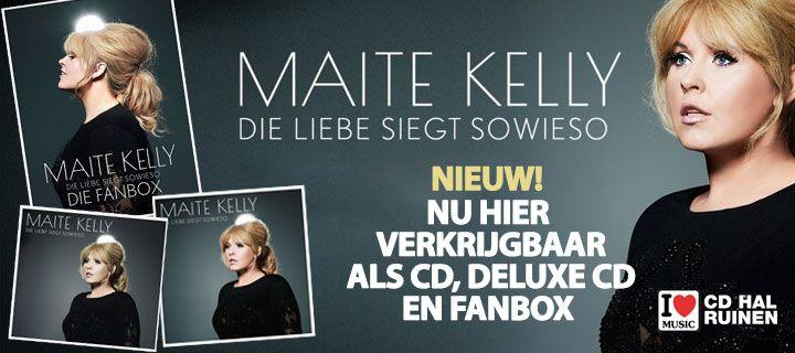 Maite Kelly - Die Liebe Siegt Sowieso!