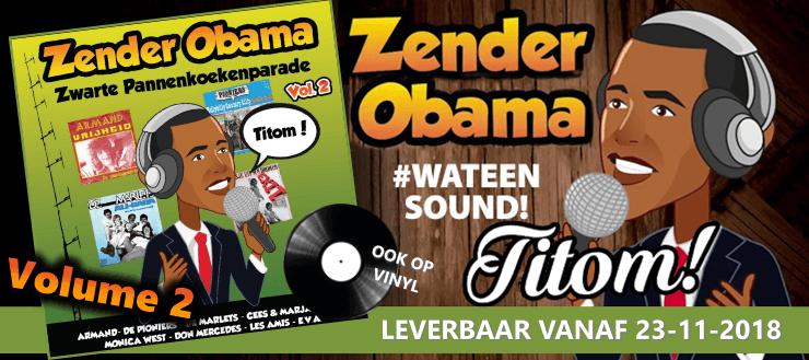 Zender Obama - Volume 2